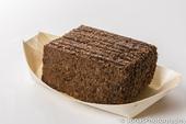 Roggebrood gesneden